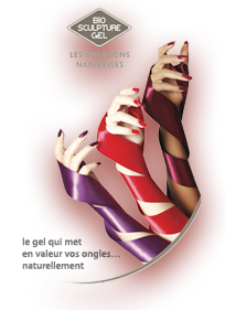 Покрытие для ногтей Bio Sculpture Gel